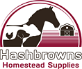 Hashbrown's Homestead Supplies
